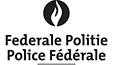 Logo Federale Politie